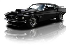 1969 Ford Mustang (I owned a red one)