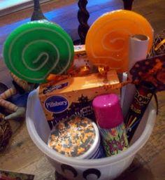 Some Halloween Idea's to Put in you Boo'd Bucket