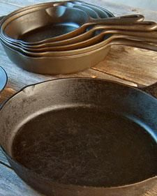 How to choose and take care of a cast-iron pan