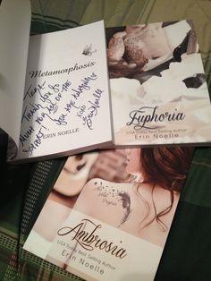 Book Boyfriend Series by Erin Noelle