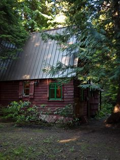 roof, mountain cabins, dream cabin, cottag, little houses, little cabin, mountain houses, place, hood