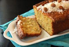 Coconut Almond Bread