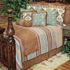 Lone Star Western Decor w/o the southwestern pillows