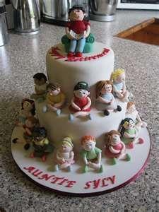 teachers retirement cake | Flickr - Photo Sharing!