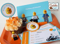Lego Party Designs