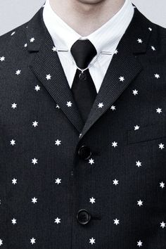 cloth, style, dior aw2014, design detail, dapper men, black white, men fashion, dior homme, star