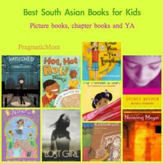 Top 10: Best South Asian American Children's Books (ages 2-14) NEWLY UPDATED :: PragmaticMom
