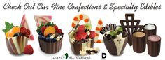 chocolate desserts, chocolates, chocol cup, candies, chocolate cups, kane candi, candy desserts, parti, chocol lover
