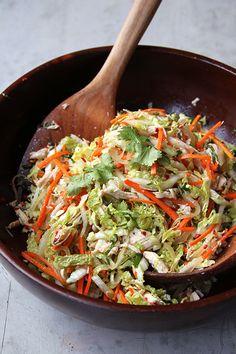 Shredded Chicken Salad Recipe | SAVEUR