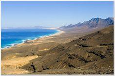 Cofete, Fuerteventura - Islas Canarias