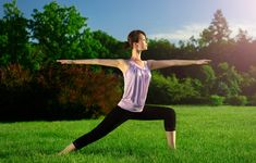 12 Yoga Poses for Non-Flexible People | ACTIVE