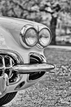 1959 Chevrolet Corvette C1 Convertible. @Deidra Brocké Wallace