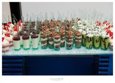Milkshake Bar. Late Night Snacks  Blackstone Hotel Wedding. Deonna Caruso Photography. Sweetchic Events.