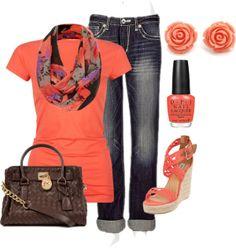 I LOVE coral♥