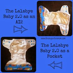 Lalabye Baby 2.0 Cloth Diaper Review (And 12 Days of Crunchy Prize)