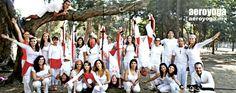 Yoga Aereo Formacion Profesores #aeroyoga#mexico #cursos #teachertraining #aerialyoga #acro #aerial #yogaaerien #stage #certificacion