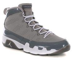 Nike Air Jordan 9 Retro Shoes - Medium- Cool Grey