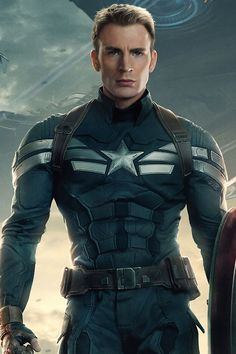 Captain America -> winter soldier poster :)