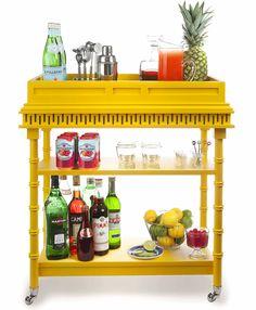 Perfect Summer Bar. tartanscott.
