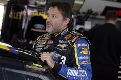 PHOTOS: Tony Stewart preparing for the Sylvania 300 at New Hampshire Motor Speedway. View more photos from New Hampshire here: http://www.stewarthaasracing.com/media/gallery/index.php