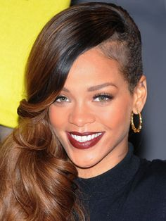 Black Weave Hairstyles for Short, Medium, or Long Hair - Black Extension Hairstyles - Real Beauty (Rihanna)