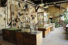 The atelier of MaÏssa Toulet  xo--FleaingFrance