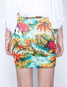 Tropical mini