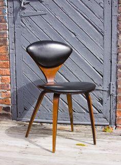 vintage plycraft Cherner chair