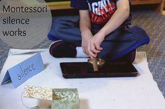 montessori silence game & variations - montessori works