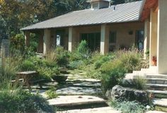 Texas Landscape Design for  Plants and Gardens