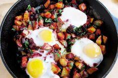 Vegetarian Hash Recipe