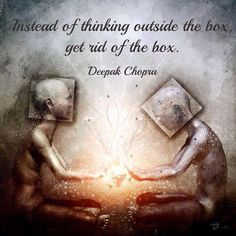 Get rid of the box!