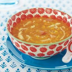 Chinese Corn-and-Egg Soup recipe
