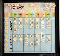 Uniquely Normal: Adult Chore Chart