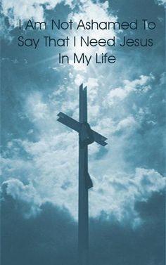 Jesus Christ IS my life !!