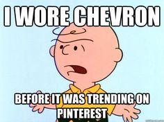 Yes, Charlie Brown.