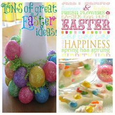 Cute Easter ideas!