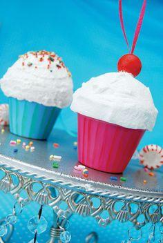 Cupcake Christmas Ornaments G.I.M.M.I.E.