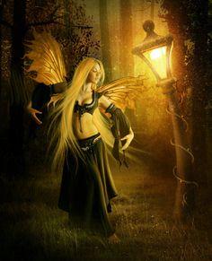 Fairy of the light