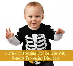 5 Trick-or-Treating Tips for Kids with Sensory Processing Disorders (Two Kids and a Coupon)