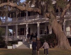 """""""The Big Chill"""" house, in Beaufort, South Carolina"""