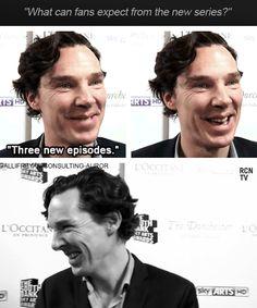 :   HA Ha Sherlock