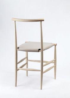 Francesco Faccin: Pelleossa chair - Thisispaper Magazine