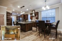 Things To Consider When Planning A Kitchen Remodel http://www.DFWImproved.com #KitchenRemodel