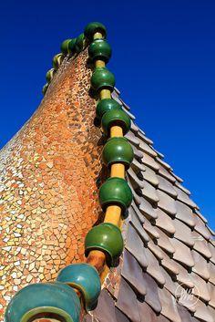 Gaudi -Barcelona,