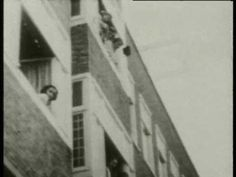 Believed to be the only known footage of Anne Frank.