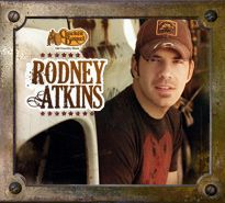 Rodney Atkins has the rare gift of reflecting the lives of his listeners in his music.