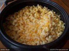 Photo of Three Cheese Crockpot Macaroni andCheese
