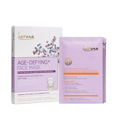 Face Mask - Age-Defying+ Sheet Mask - Karuna Sheet Masks