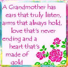 Photo: Like if you ❤ your grandma!!